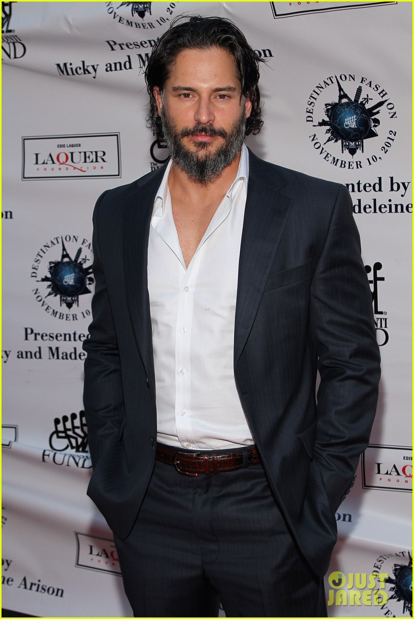 joe manganiello james lafferty destination fashion benefit 08