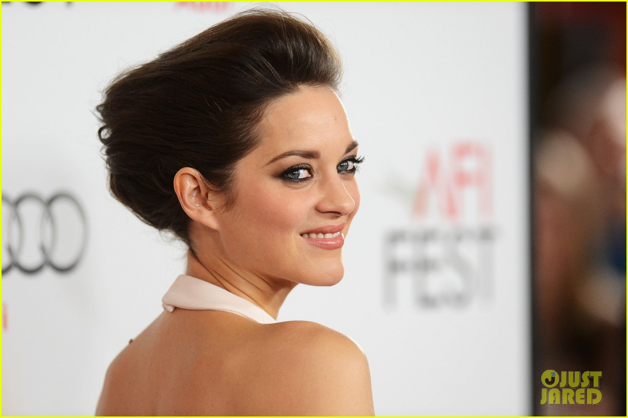 marion cotillard rust and bone afi fest premiere 052751746