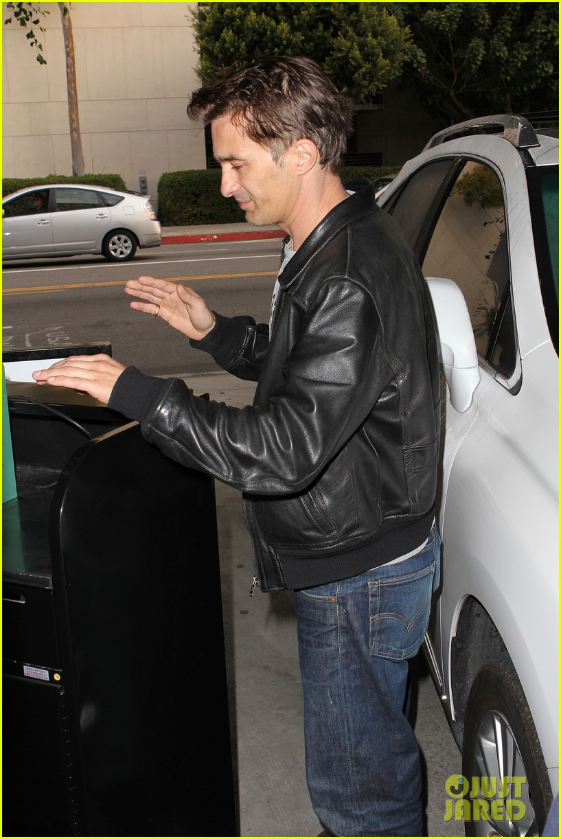 olivier martinez tuesday morning doctors visit 122764599