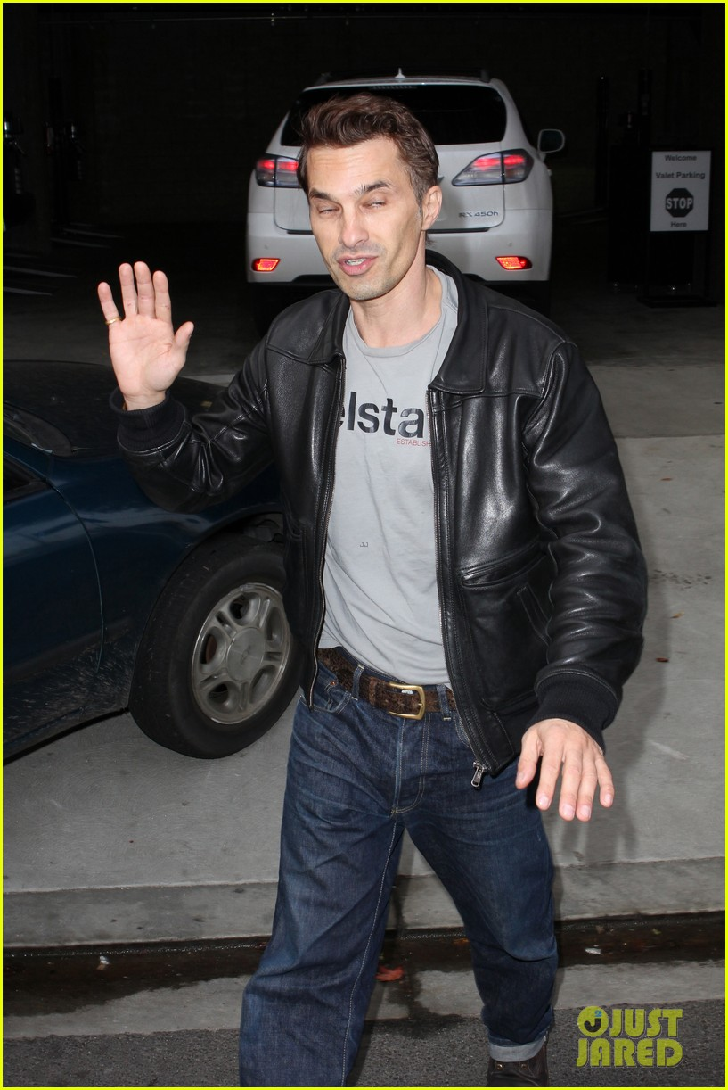 olivier martinez tuesday morning doctors visit 152764602