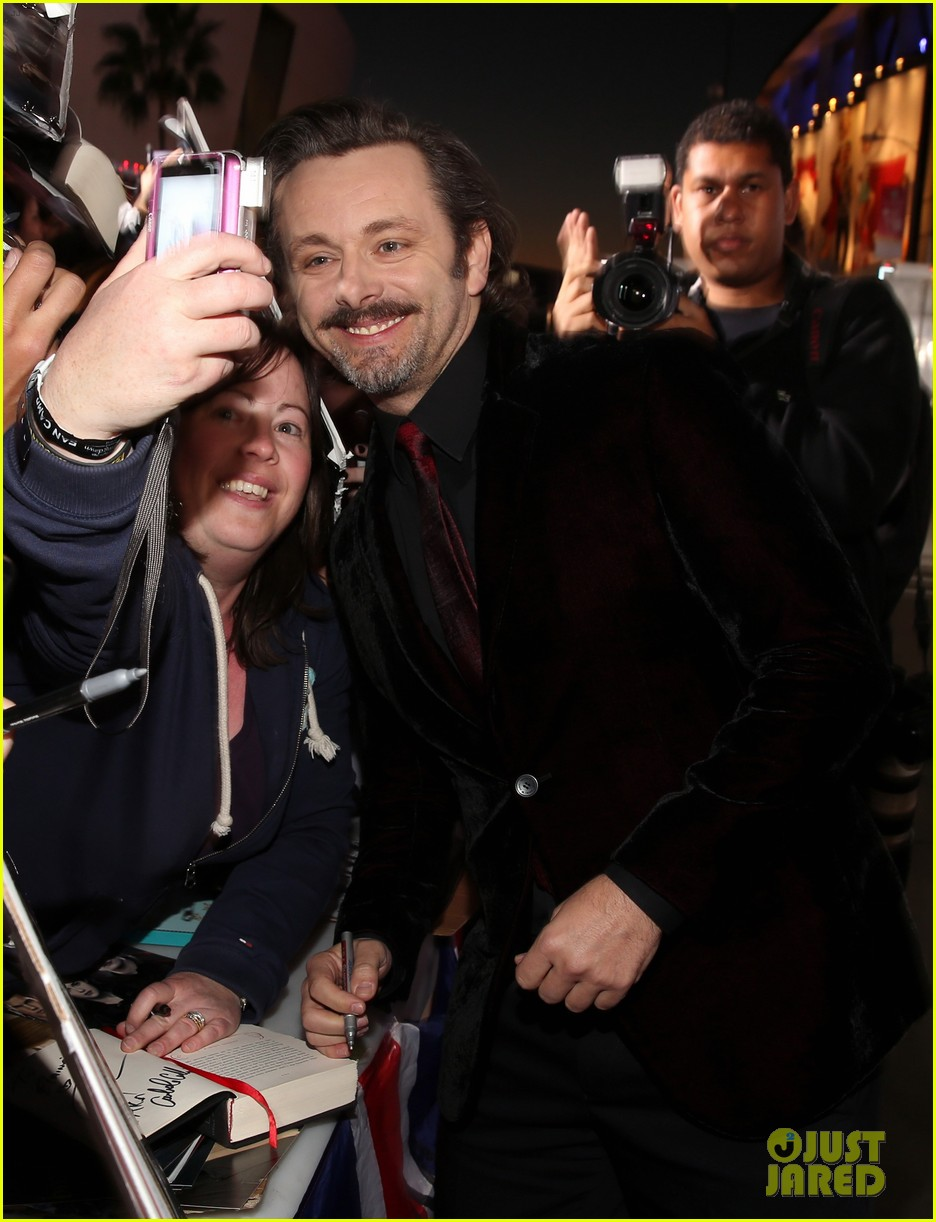 rachel mcadams michael sheen twilight saga breaking dawn part 2 premiere 072756590