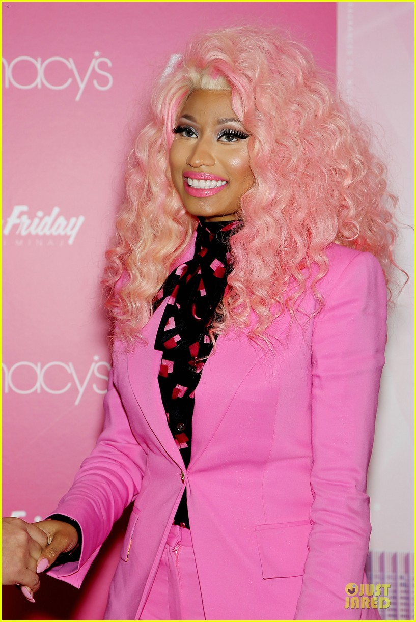 nicki minaj mariah careys been one of my favorite artists 06