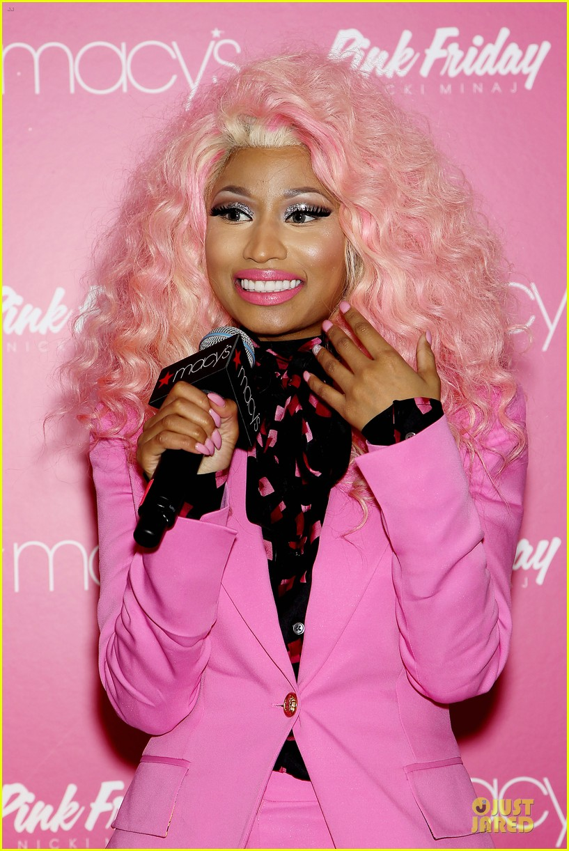 nicki minaj mariah careys been one of my favorite artists 09