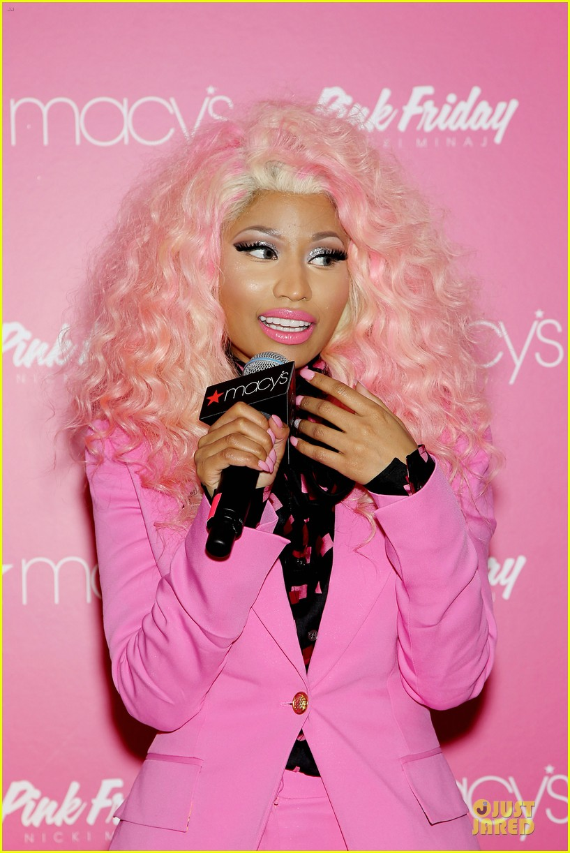 nicki minaj mariah careys been one of my favorite artists 10