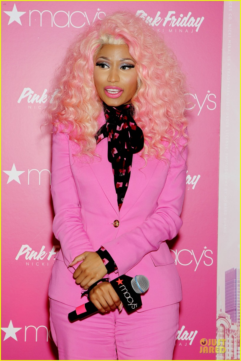 nicki minaj mariah careys been one of my favorite artists 132761616