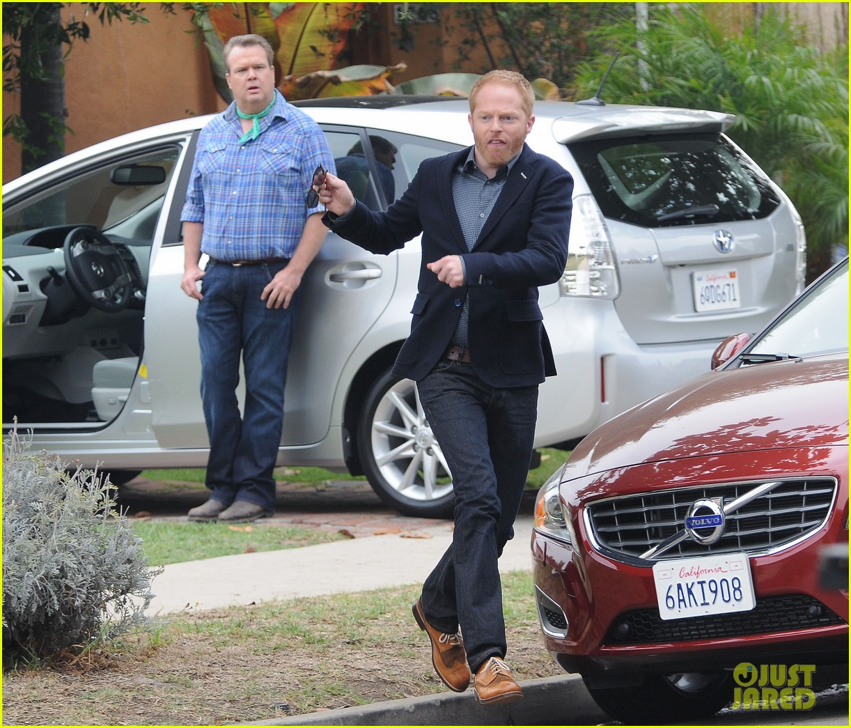 modern family filming scenes 192749647