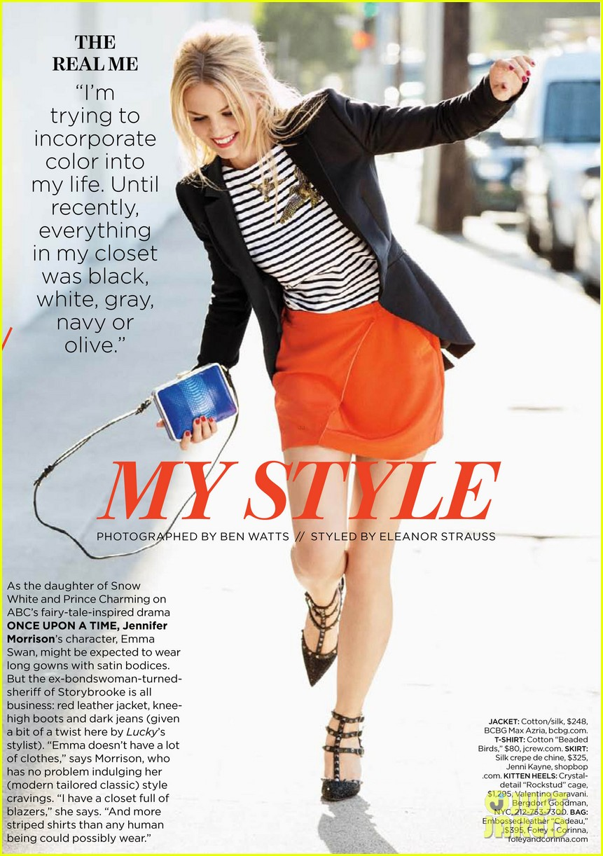 jennifer morrison lucky magazine feature 012751032