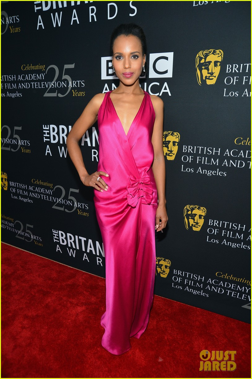 olivia munn kerry washington bafta britannia awards 2012 05