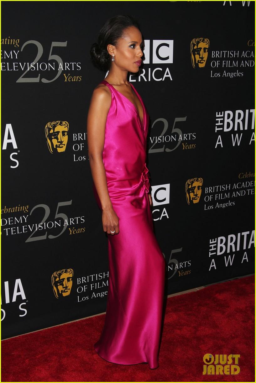 olivia munn kerry washington bafta britannia awards 2012 10