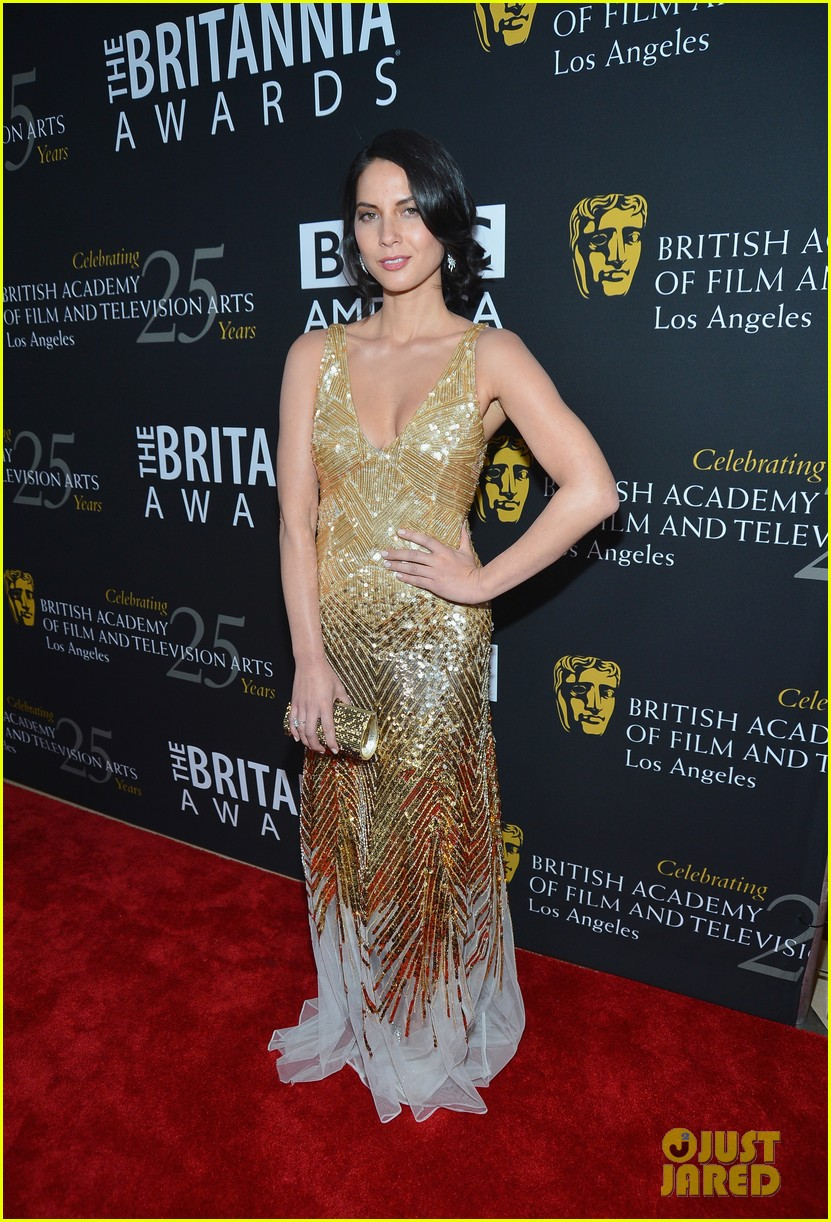 olivia munn kerry washington bafta britannia awards 2012 16