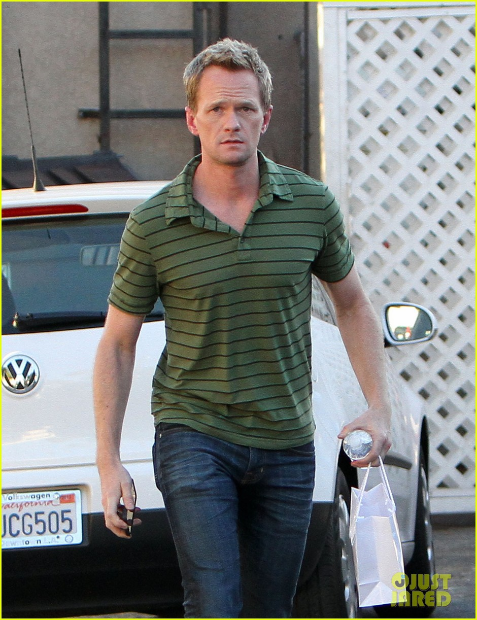 neil patrick harris hair visit 06