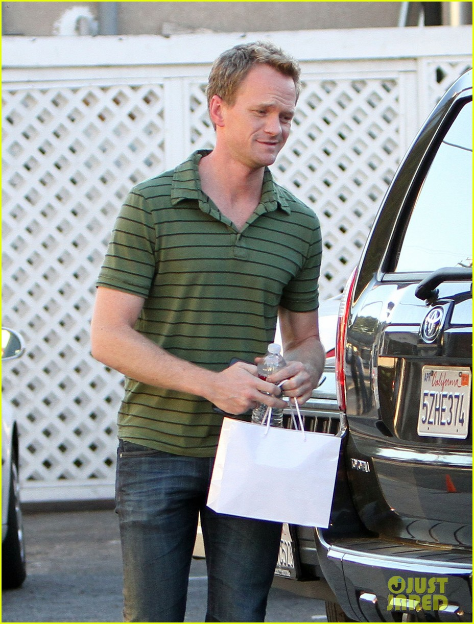 neil patrick harris hair visit 11