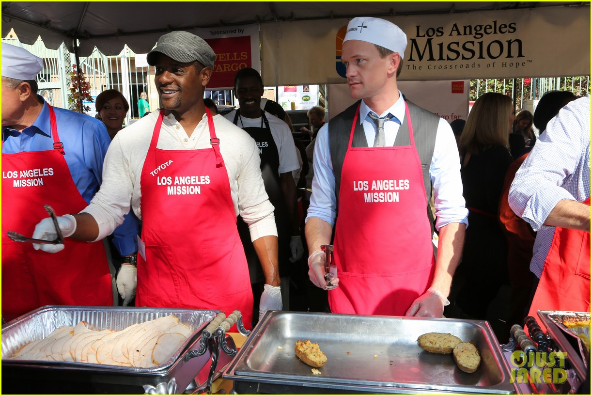 matt bomer neil patrick harris thanksgiving mission help 21