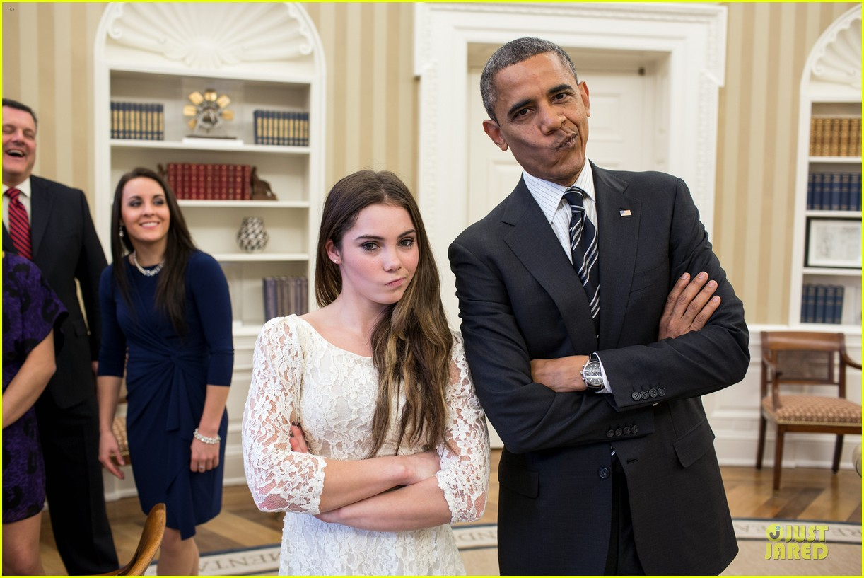 president obama mckayla maroney not impressed meeting 01