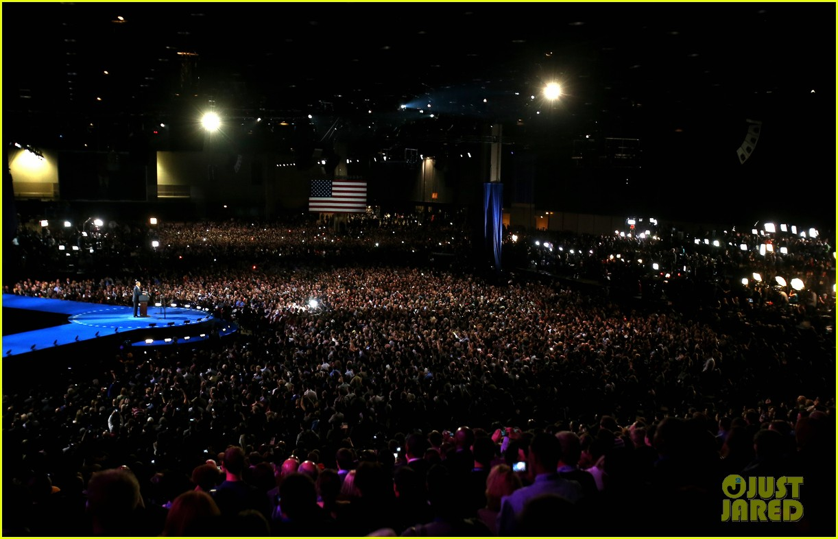watch barack obama victory speech for election 2012 23