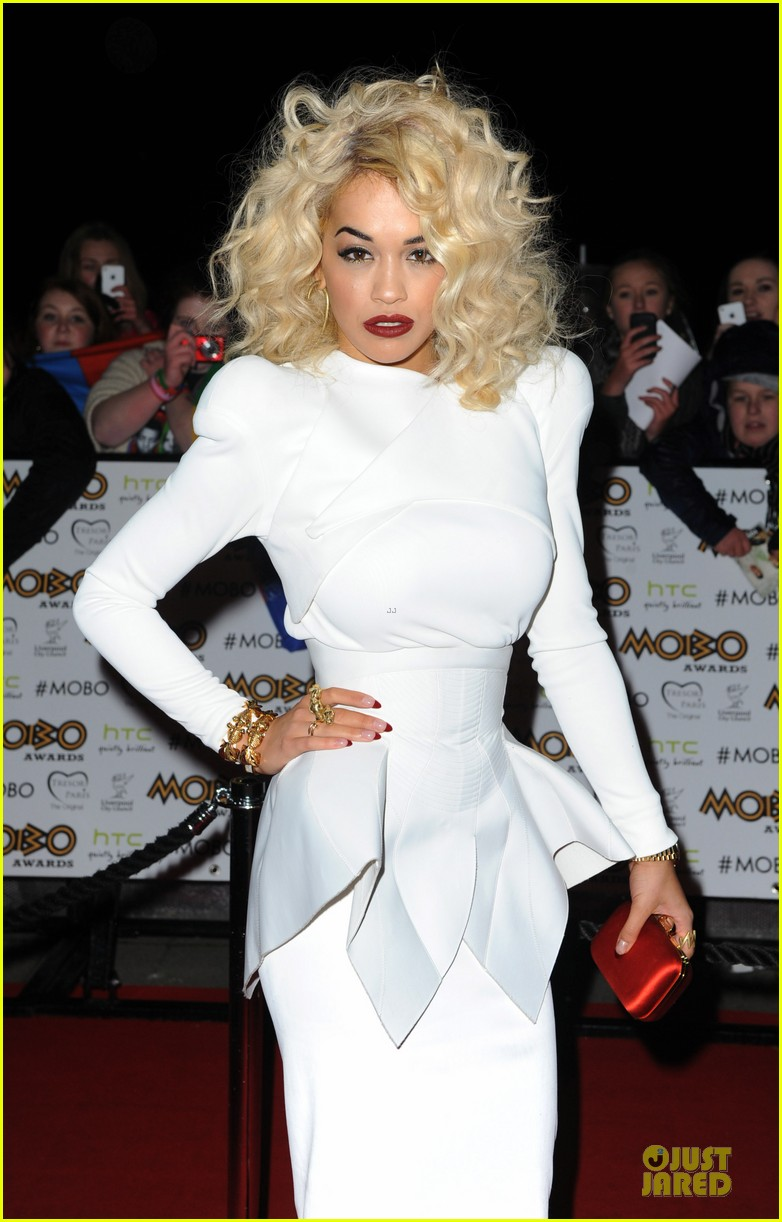 rita ora conor maynard mobo awards 09