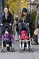sarah jessica parker matthew broderick school stroll with kids 23