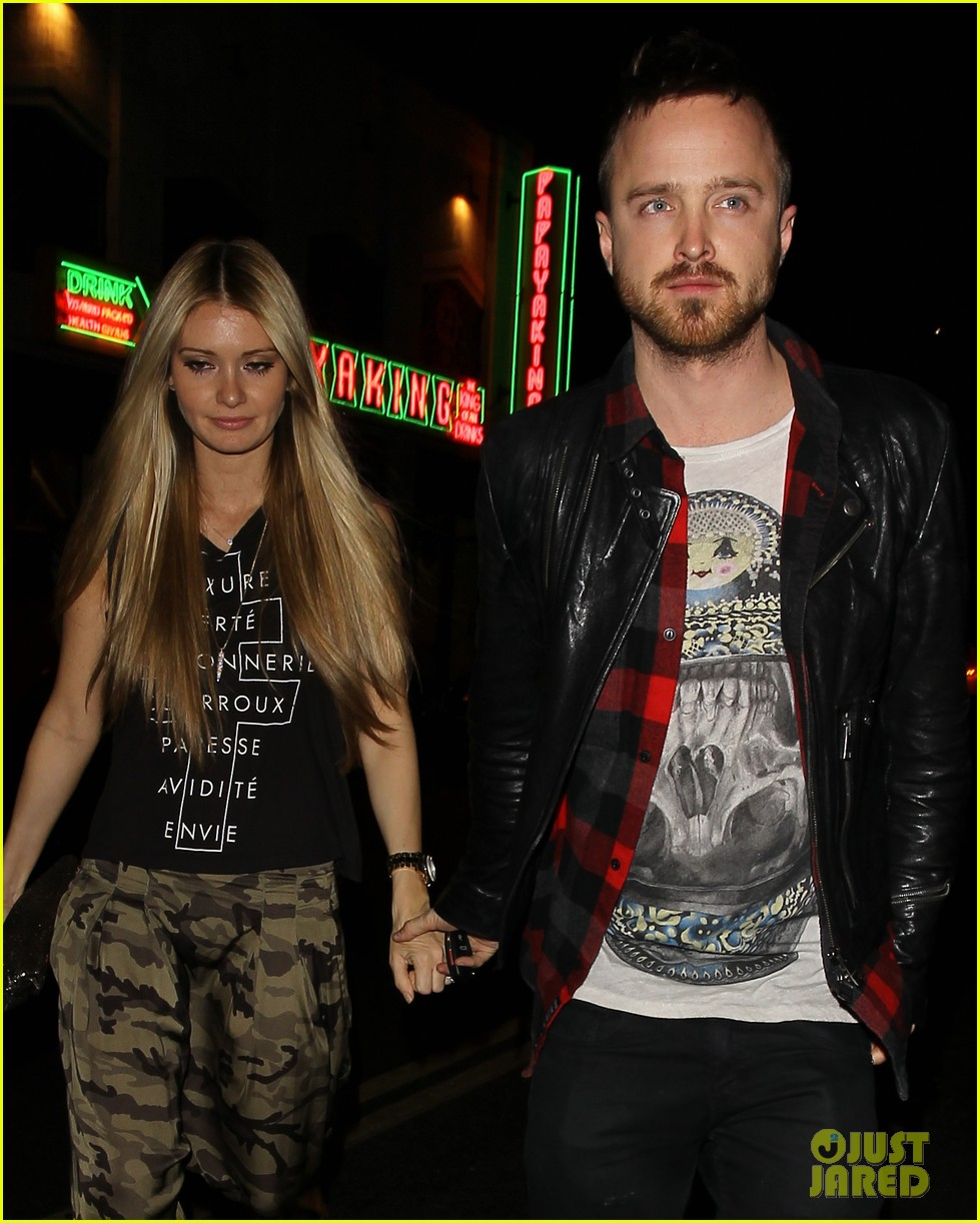 aaron paul need for speed star 012749141