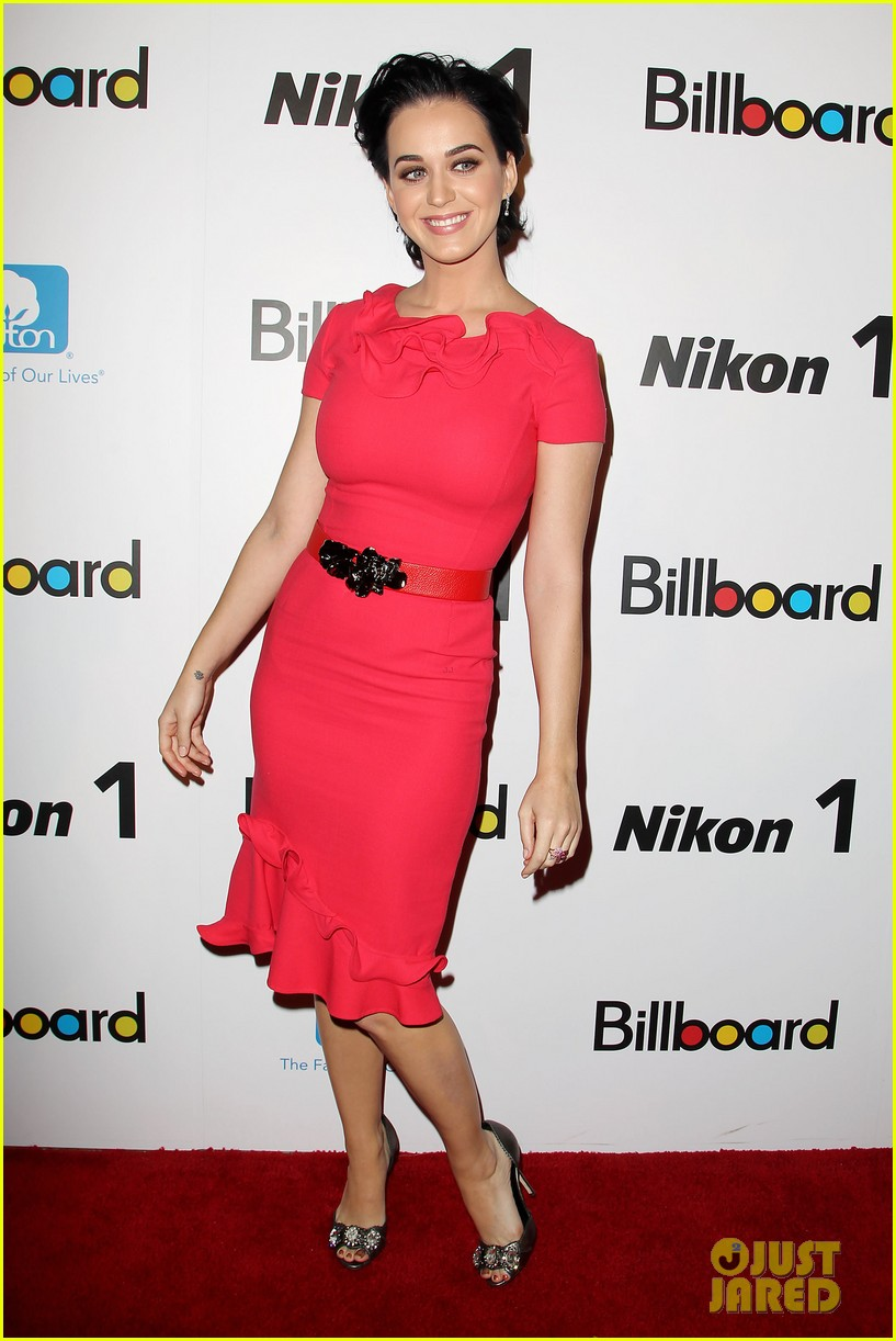 katy perry carly rae jepsen billboard women in music luncheon 182766885