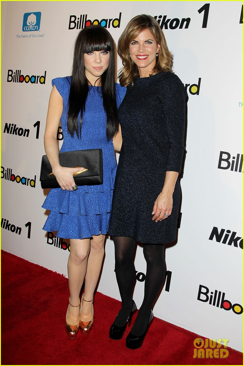 katy perry carly rae jepsen billboard women in music luncheon 26