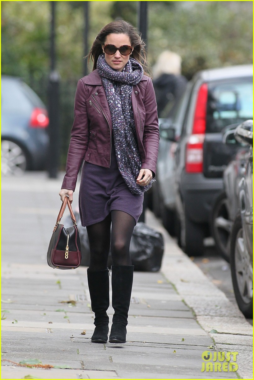 pippa middleton stylish london lady 10
