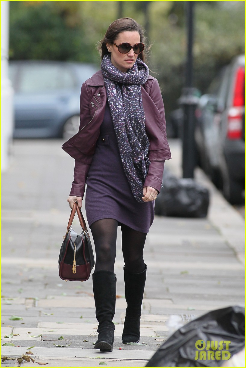 pippa middleton stylish london lady 13