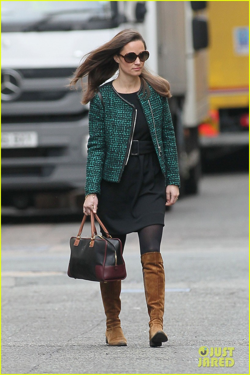 pippa middleton stylish london lady 18
