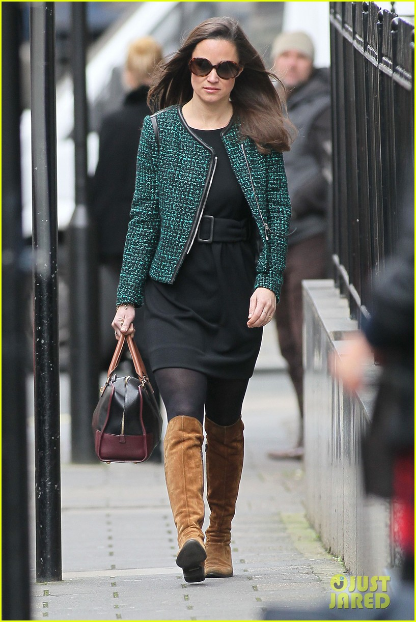 pippa middleton stylish london lady 19