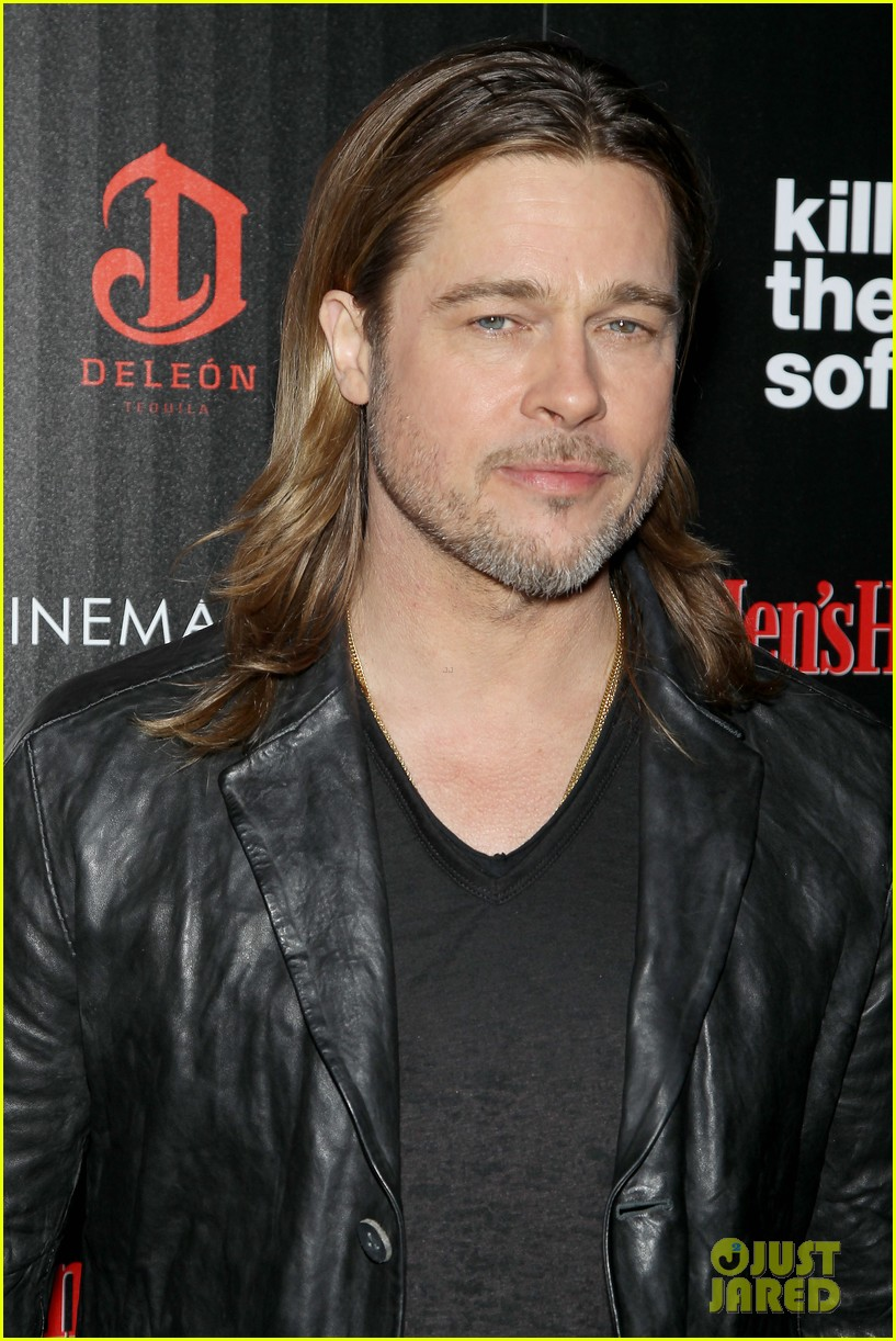 brad pitt killing them softly premiere 09