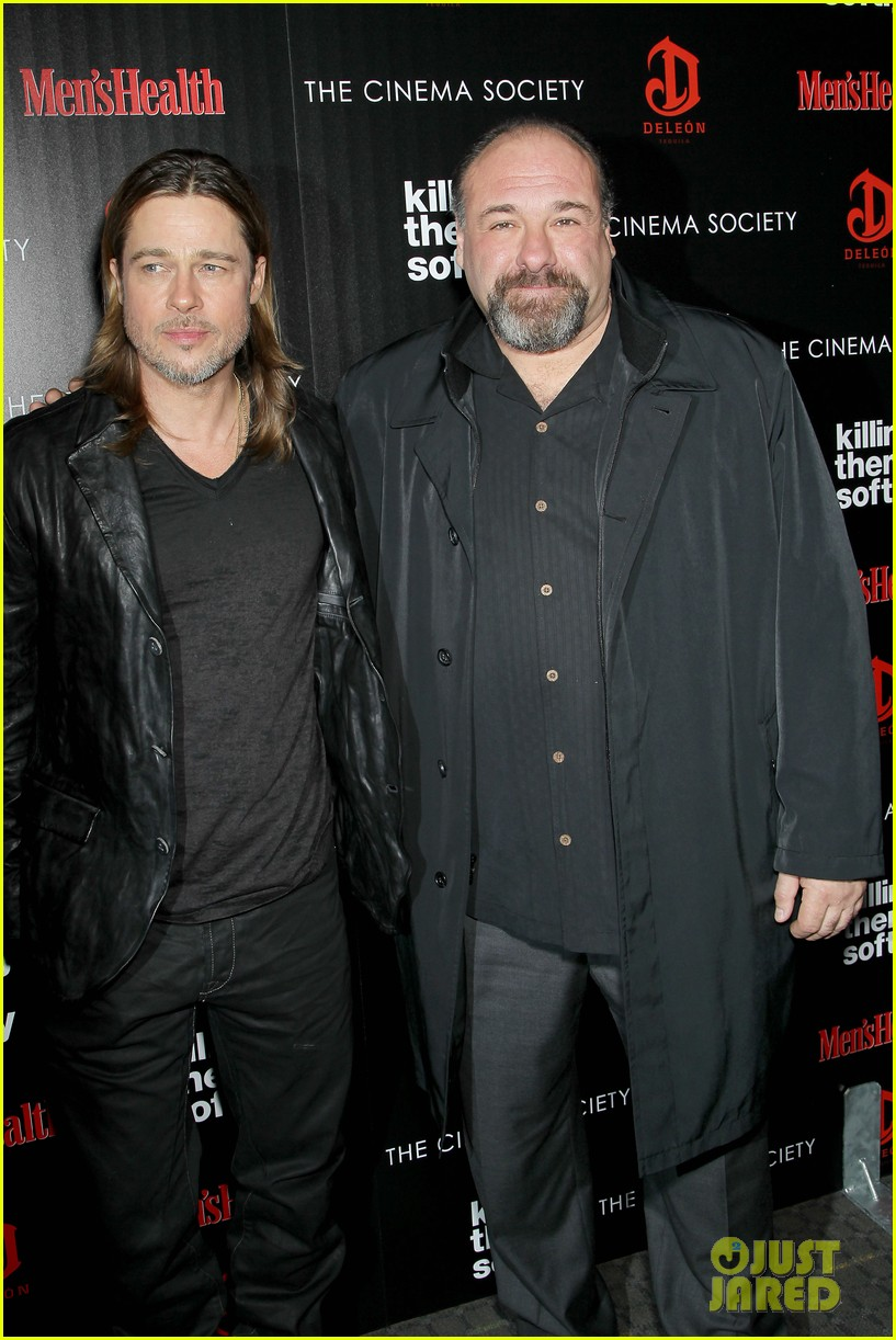 brad pitt killing them softly premiere 272764273