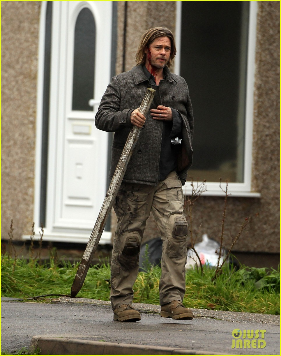 brad pitt world war z reshoots 04