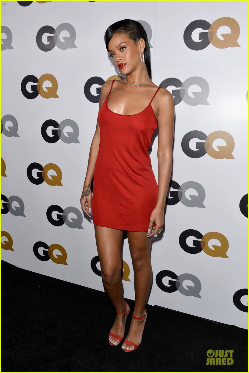 rihanna gq man of the year party 01