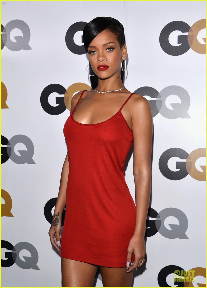 rihanna gq man of the year party 02