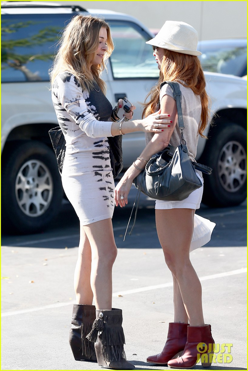 leann rimes riviera restaurant with liz 21