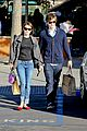 emma roberts evan peters black friday shopping couple 11