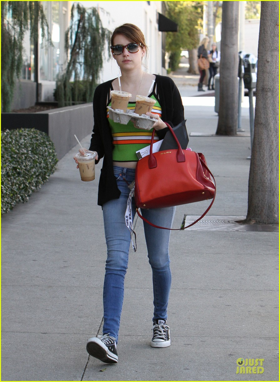 emma roberts palo alto stories first look 072754594