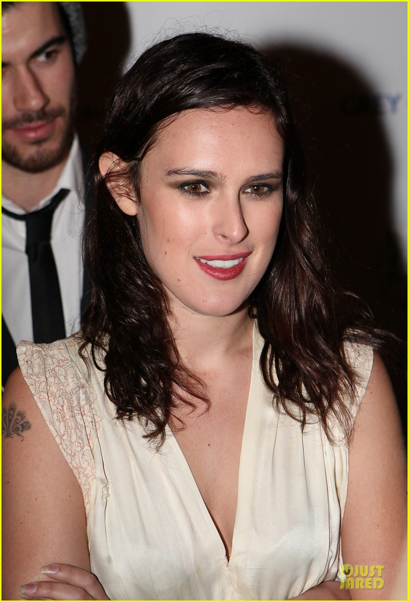 rumer willis sls hotel south beach grand opening 09