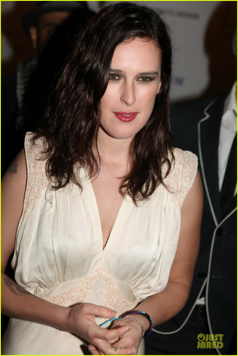 rumer willis sls hotel south beach grand opening 11