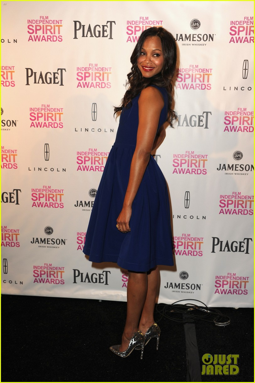 zoe saldana anna kendrick announce spirit awards nominations 2013 06