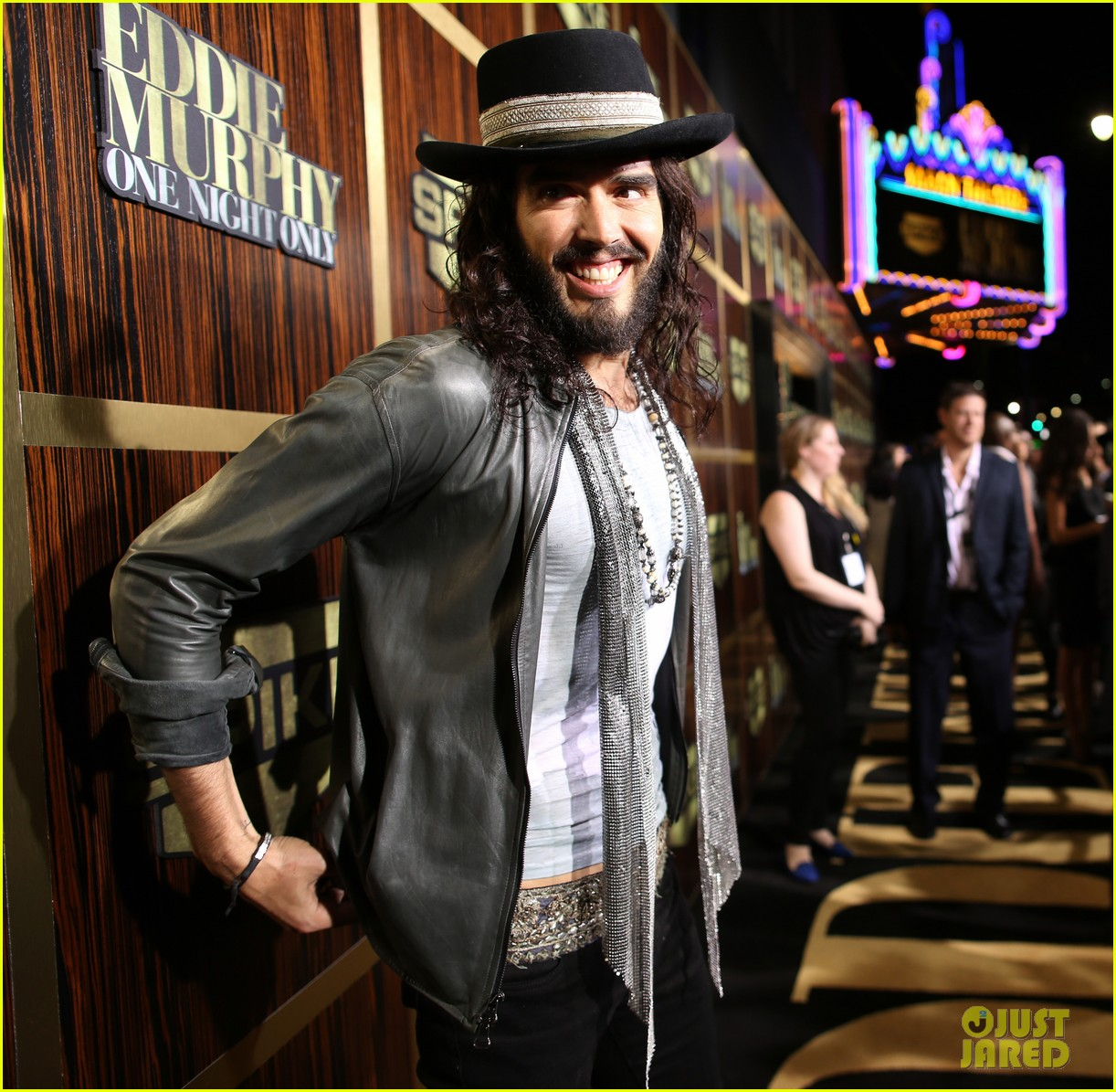 adam sandler russell brand eddie murphys one night only spike tv special 19