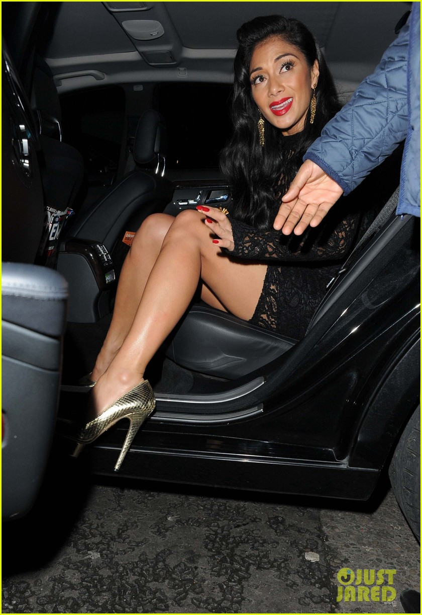 nicole scherzinger nobu night out 04