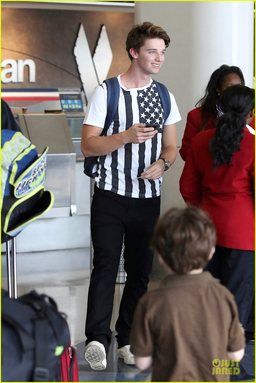 patrick schwarzenegger miami for the weekend 13