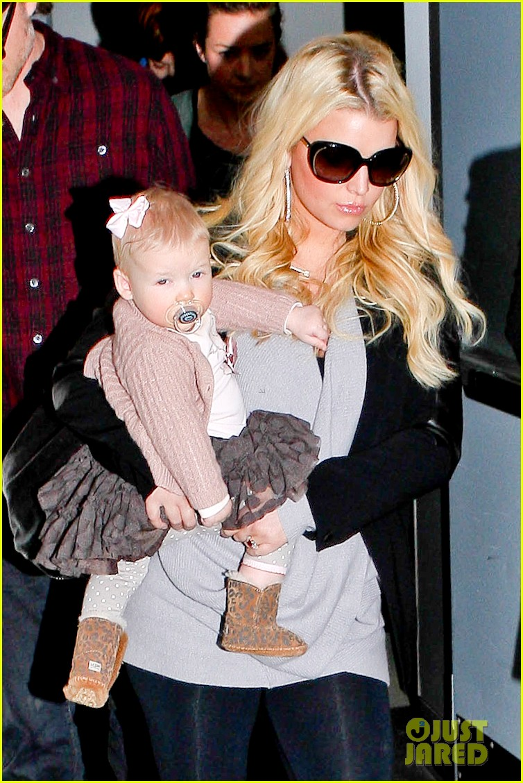 jessica simpson first post pregnancy rumor pics 07