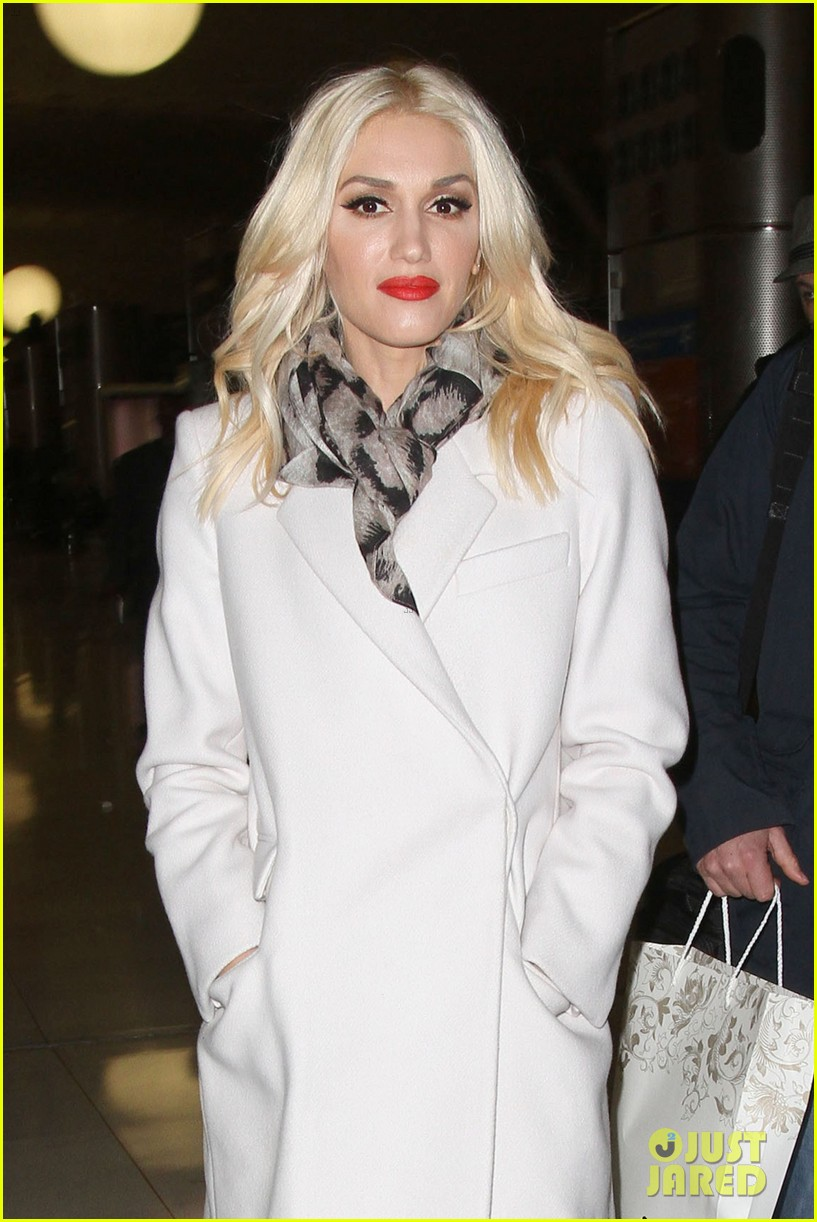 gwen stefani paris departure 23