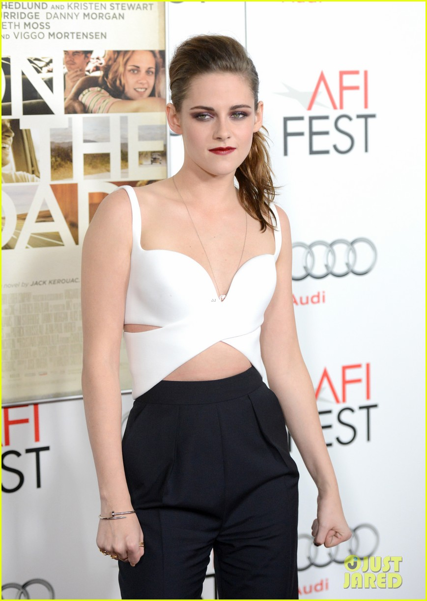 kristen stewart on the road afi screening 07