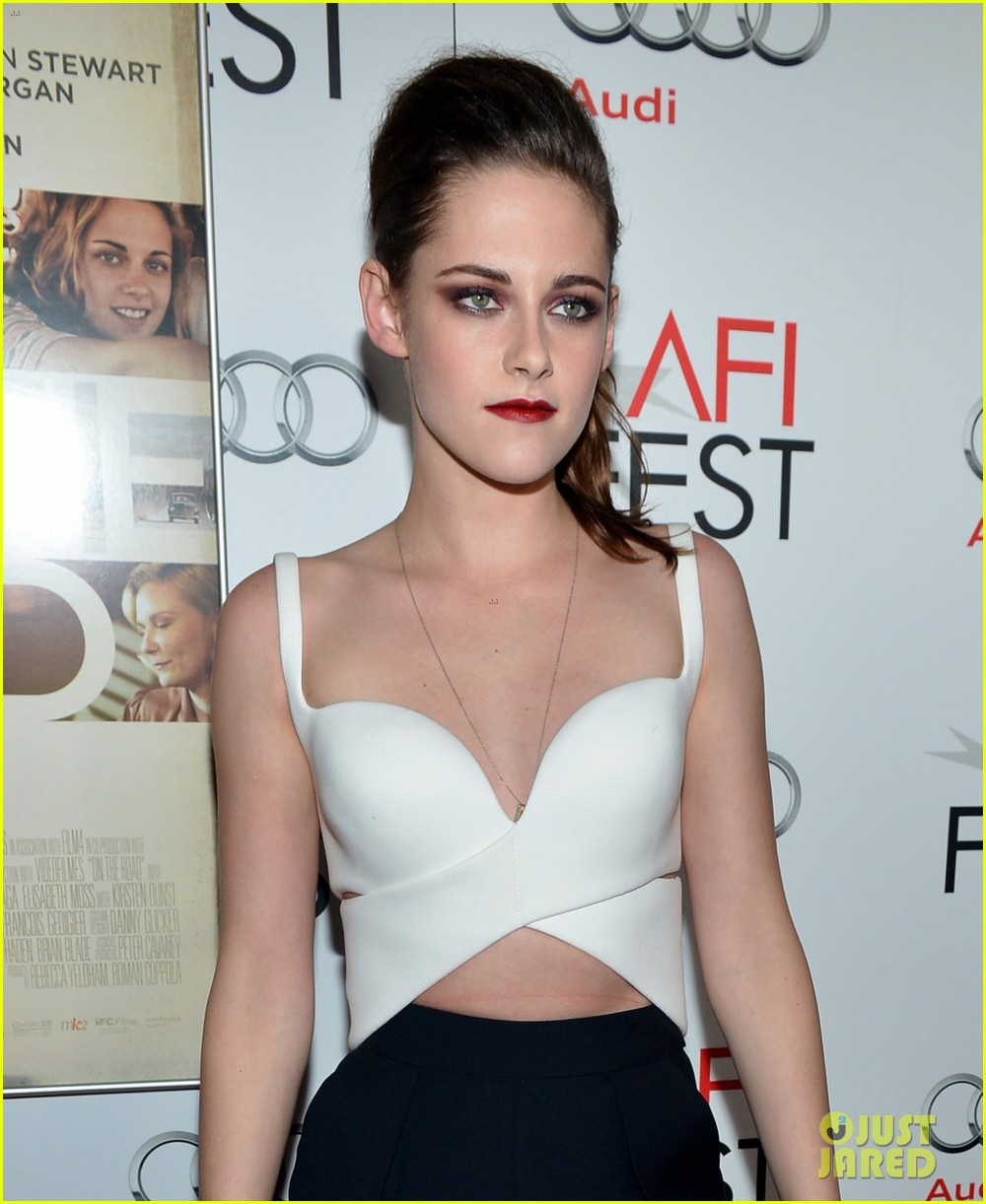 kristen stewart on the road afi screening 18