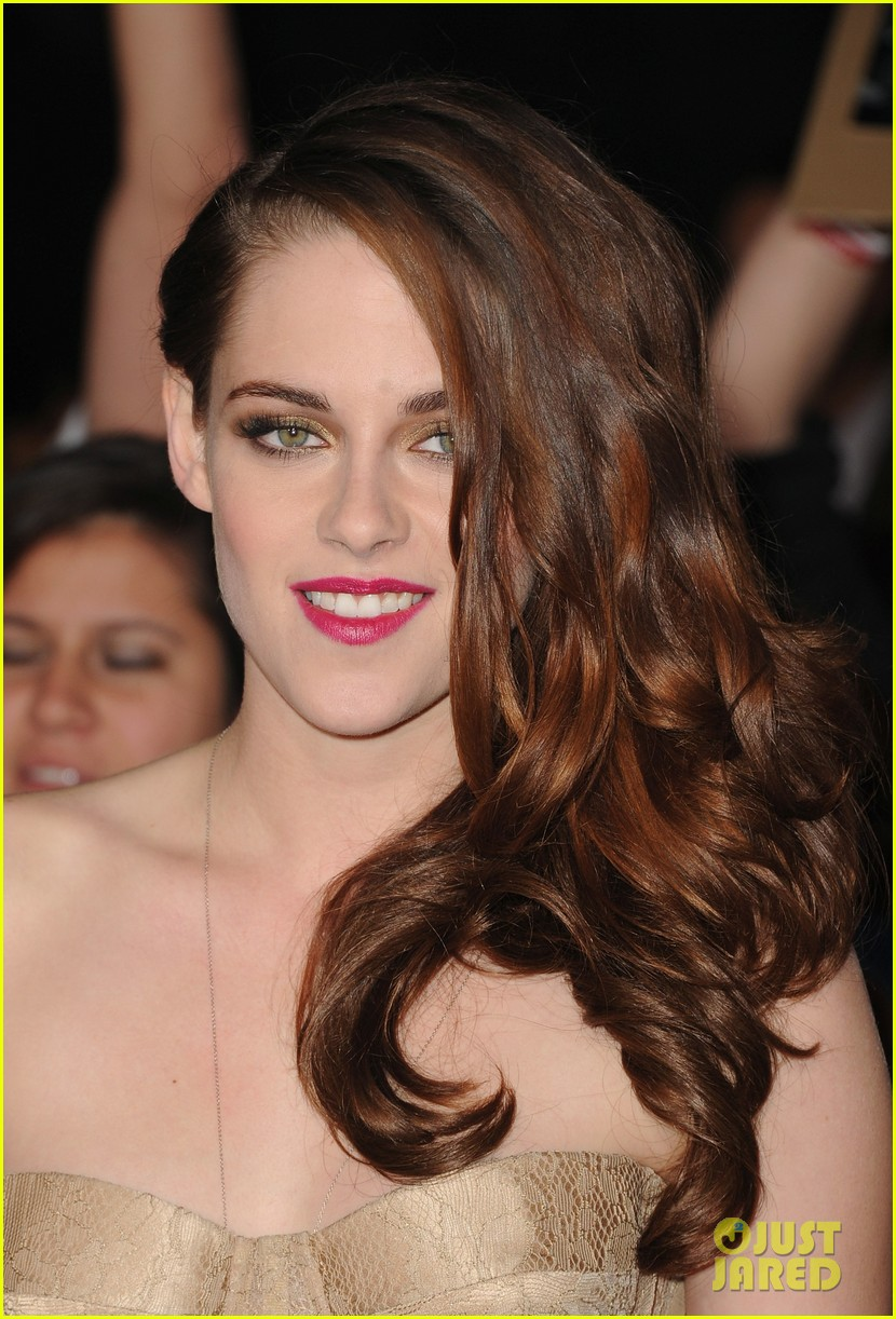 kristen stewart robert pattinson twilight breaking dawn part 2 premiere 20