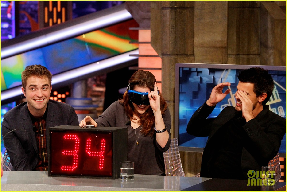 kristen stewart robert pattinson el hormiguero in spain 032758384