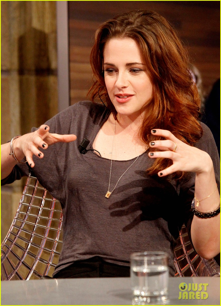 kristen stewart robert pattinson el hormiguero in spain 18
