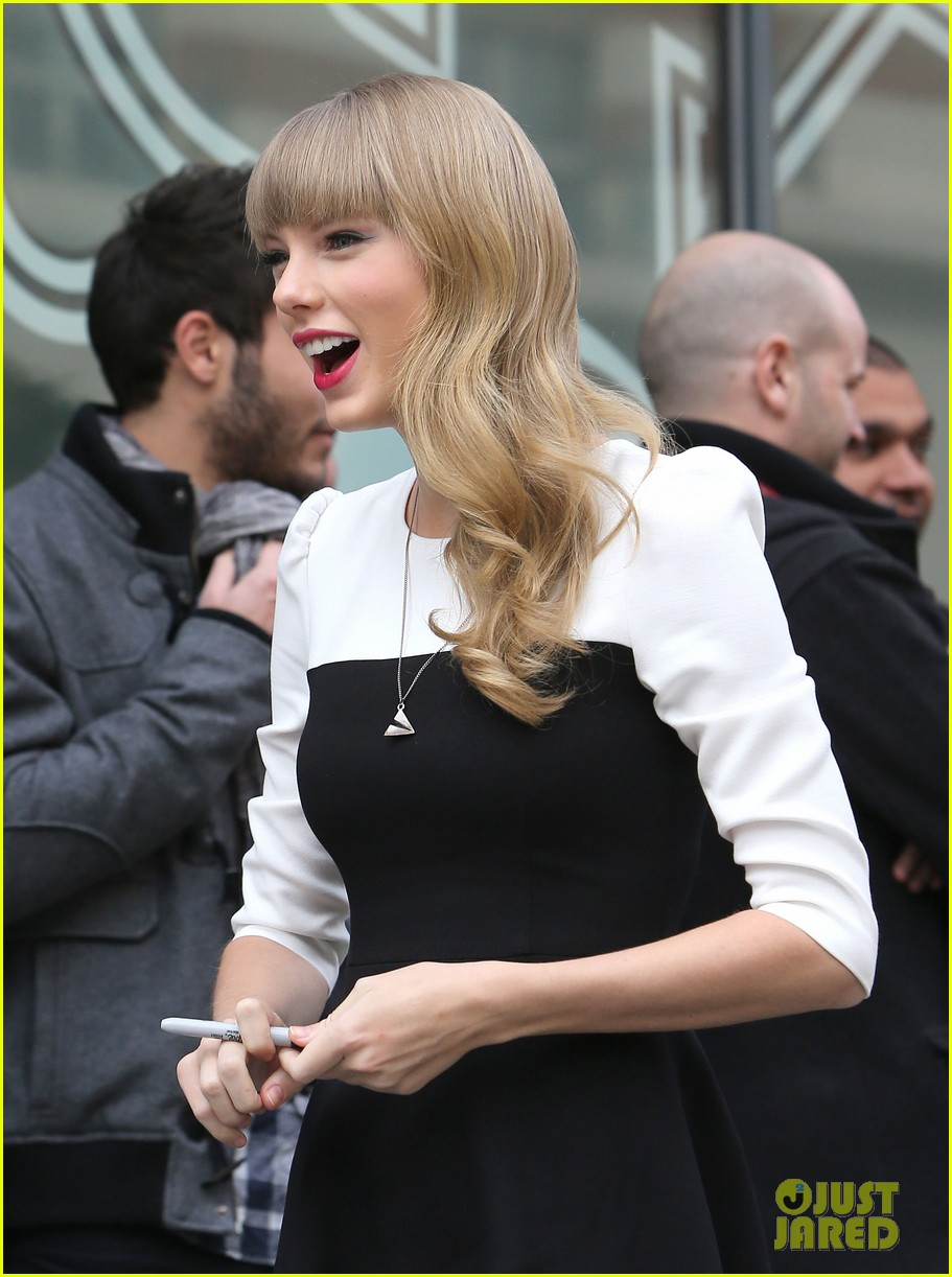 taylor swift nrj radio promo stop 242753577